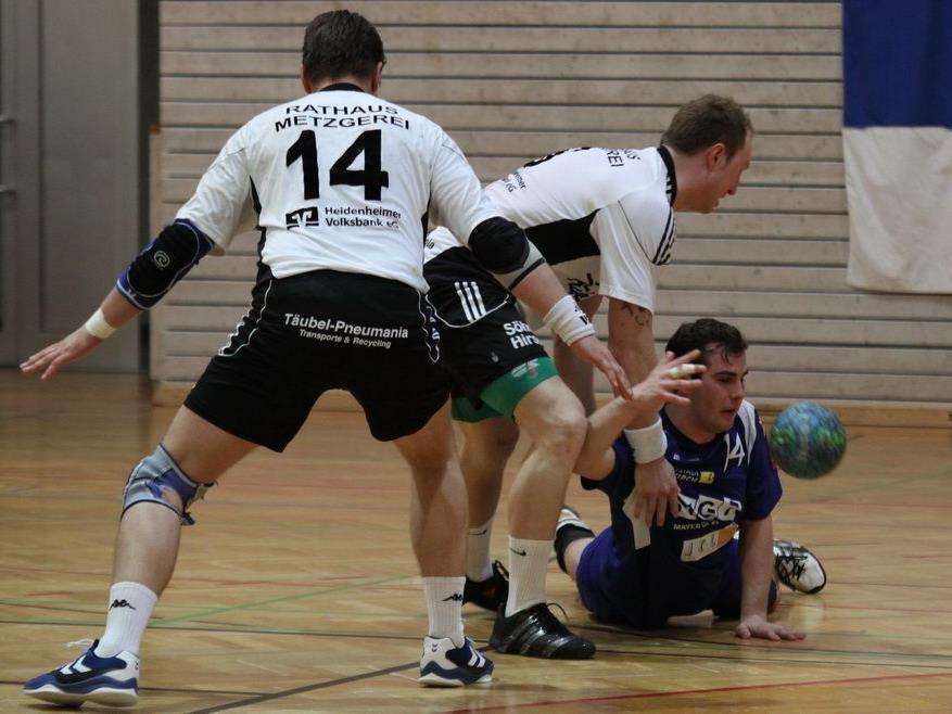 Fünfzehn Tore von Spielmacher Flo Hintringer war für Feldkirch zuwenig um zu gewinnen.