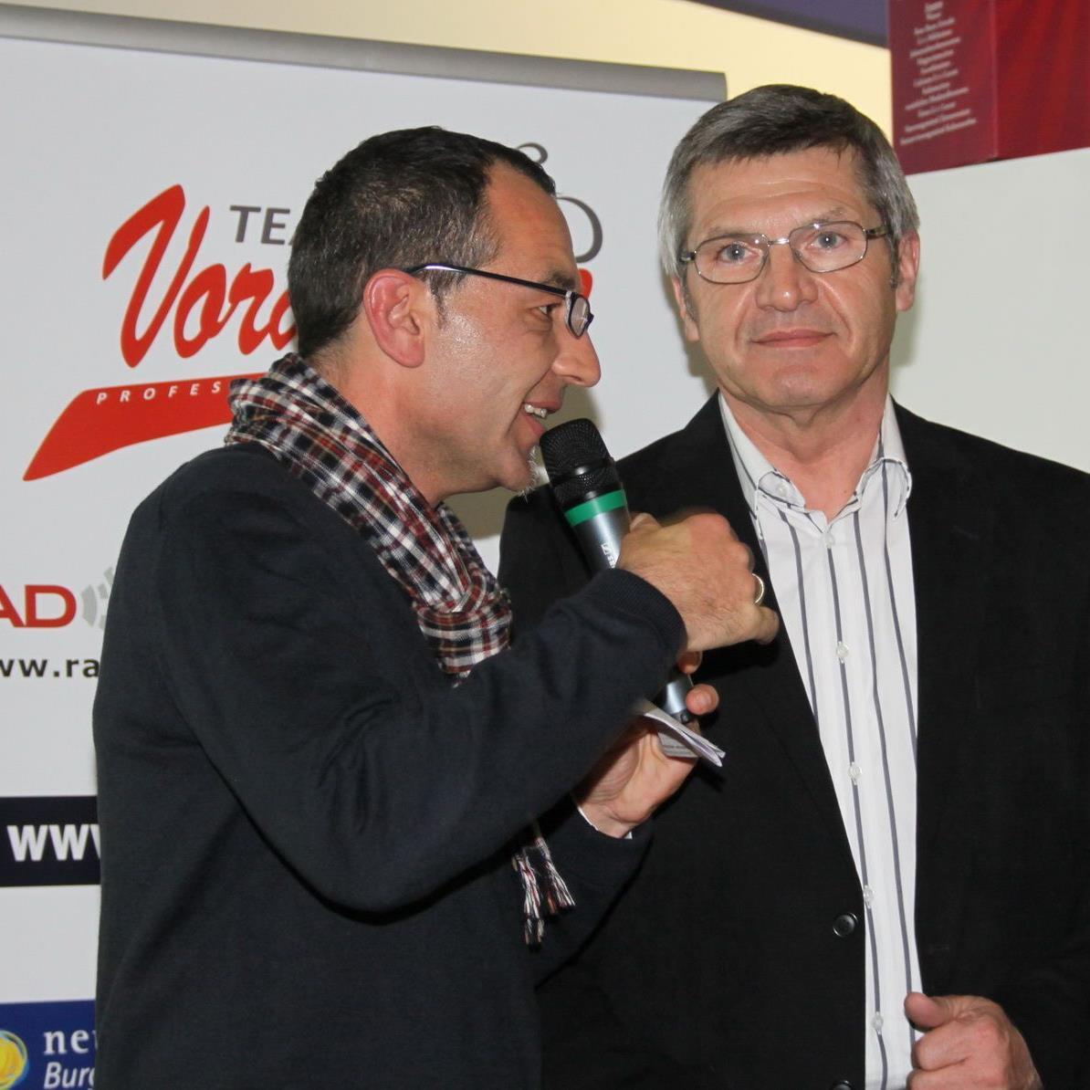 Das Land Vorarlberg unterstützt das Team Vorarlberg seit mehreren Jahren.