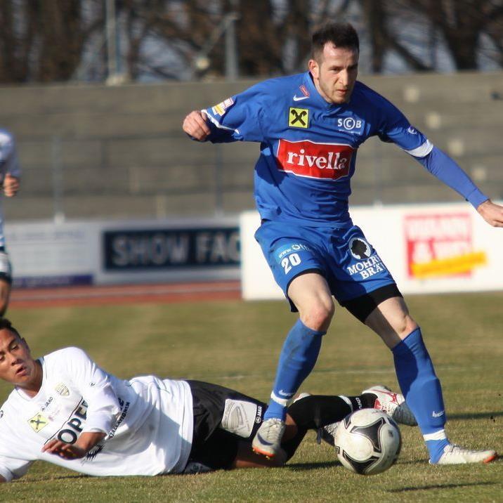 Rivella SC Bregenz will zur Sonntagsmatinee in Hard gewinnen.
