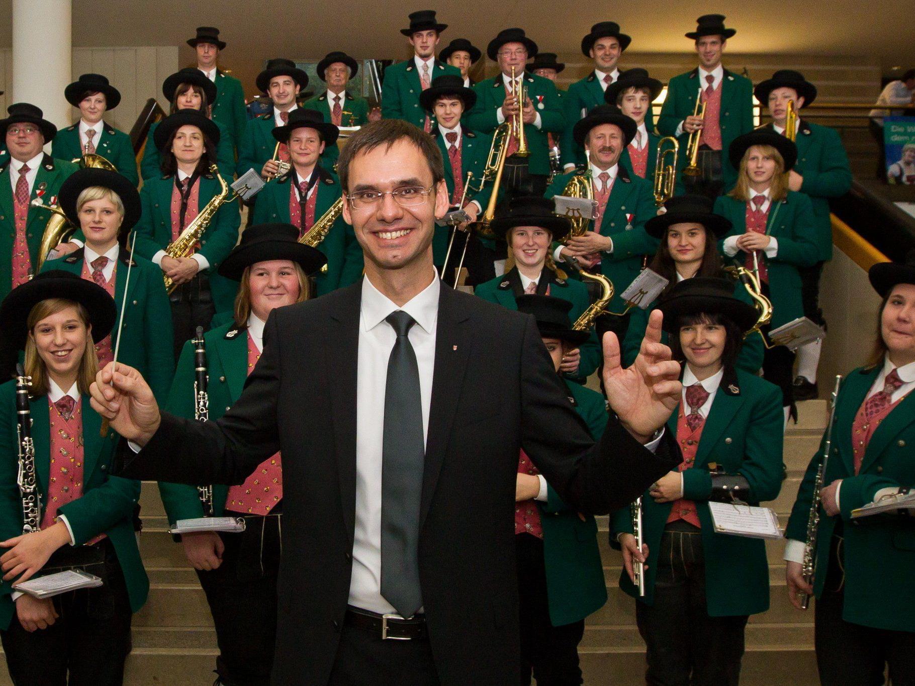 Seit 100 Tagen dirigiert Landeshauptmann Markus Wallner die Geschicke im Ländle.