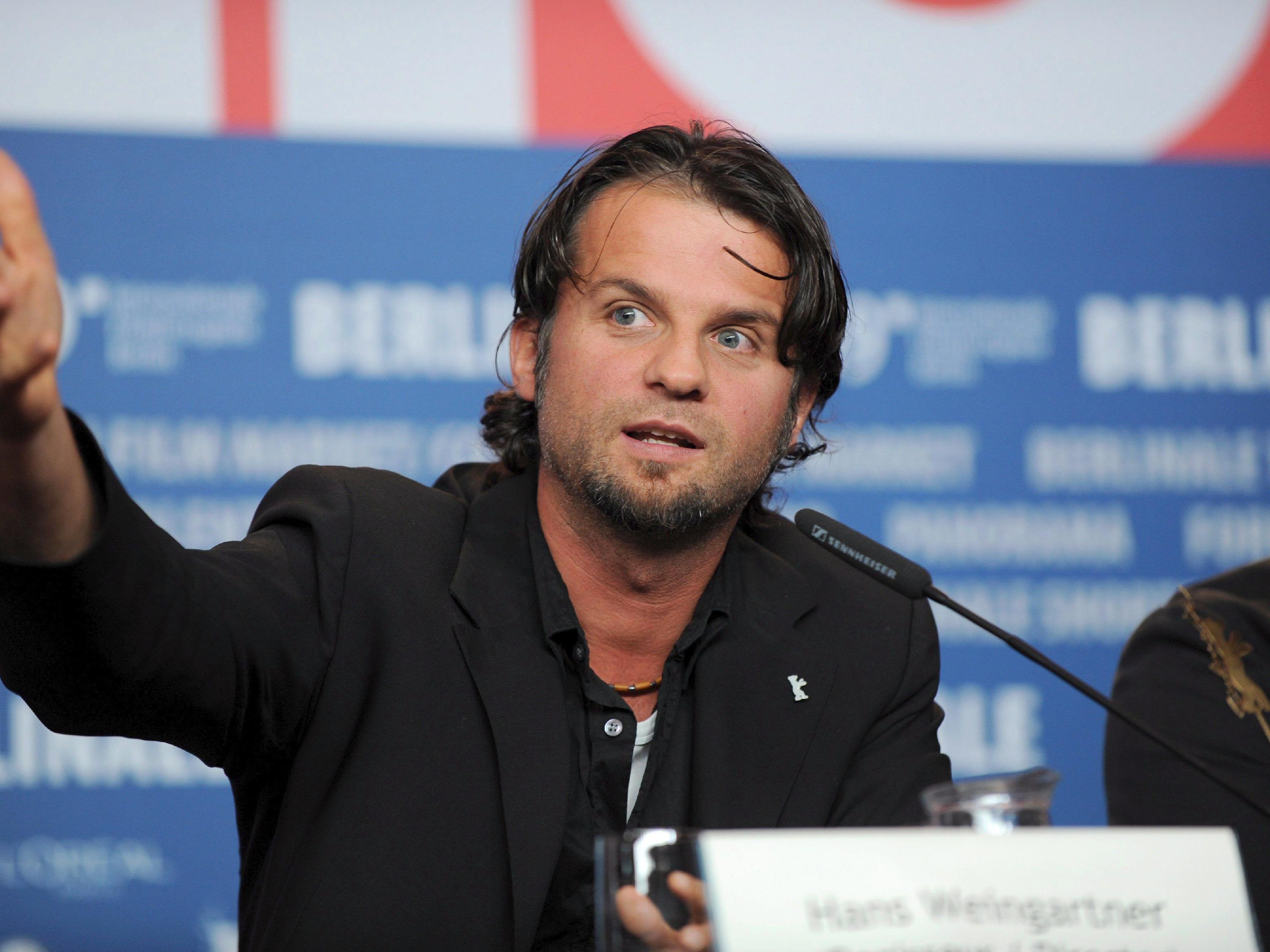 Der Feldkircher Filmemacher Hans Weingartner (41).