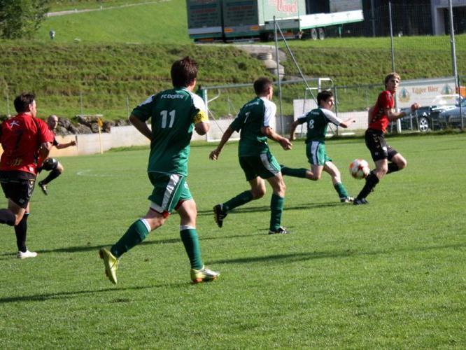Der FC Doren startet in die Frühjahressaison