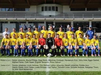 Der FC Schruns sichert sich gegen Göfis einen Punkt
