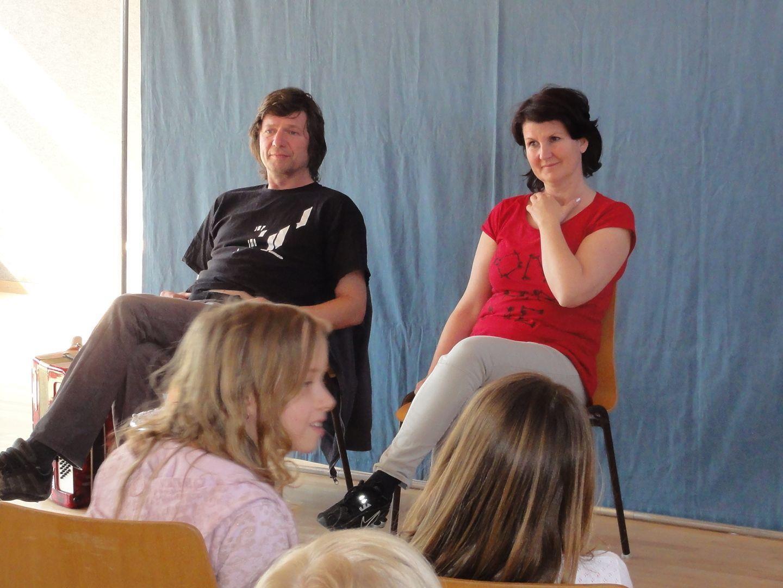 Im Präventionsprogramm über sexuellen Missbrauch lernen die Kinder auf ihre Gefühle und Bedürfnisse zu hören.