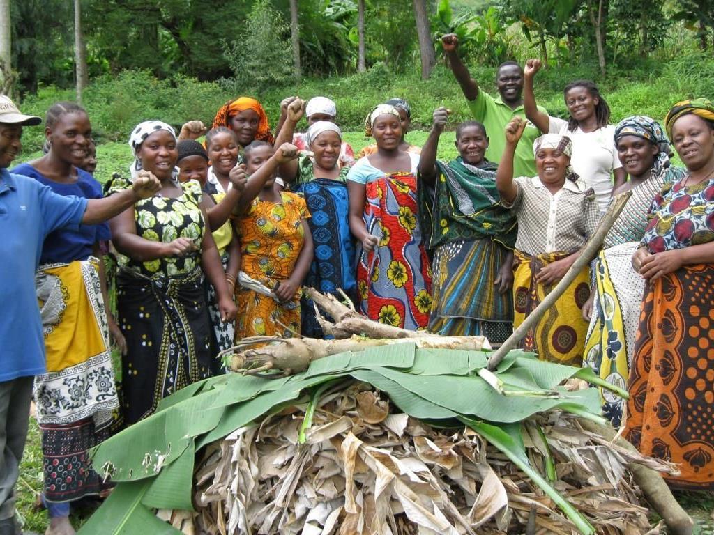 Alexander Wostry aus Tosters ist in Tansania für nachhaltige Landwirtschaft aktiv.
