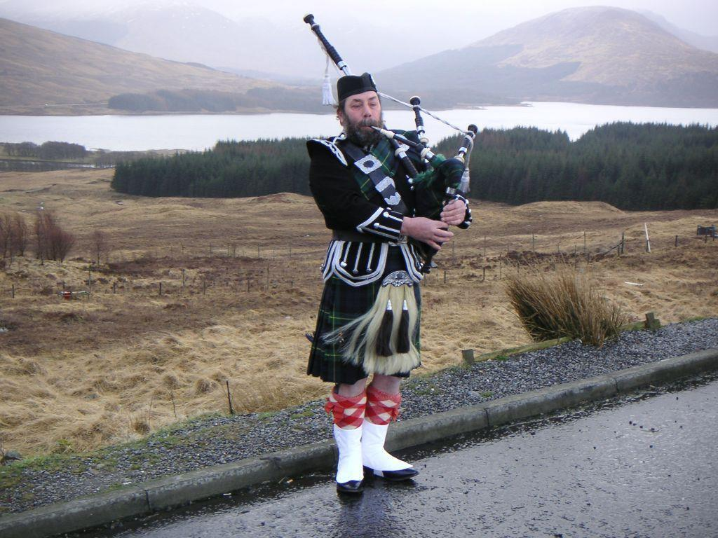 Ein Örtchen in Schottland erlaubt nur Bewohner über 45 Jahre.