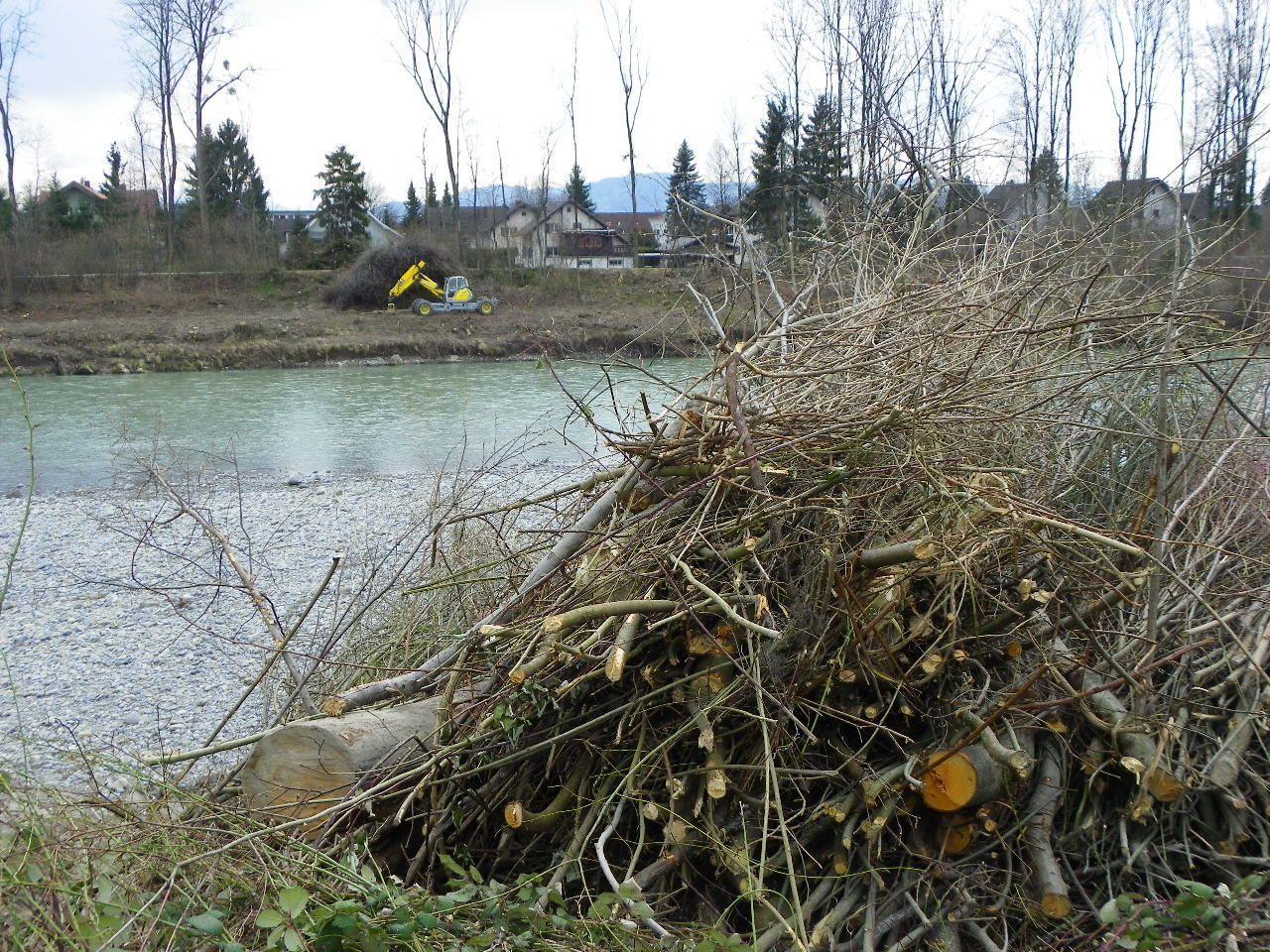 Hochwasserschutz muss gewährleistet werden