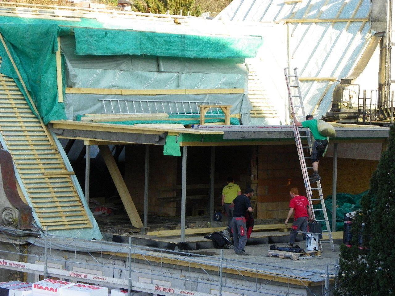 Mehr Wohnraum unter einem Dach
