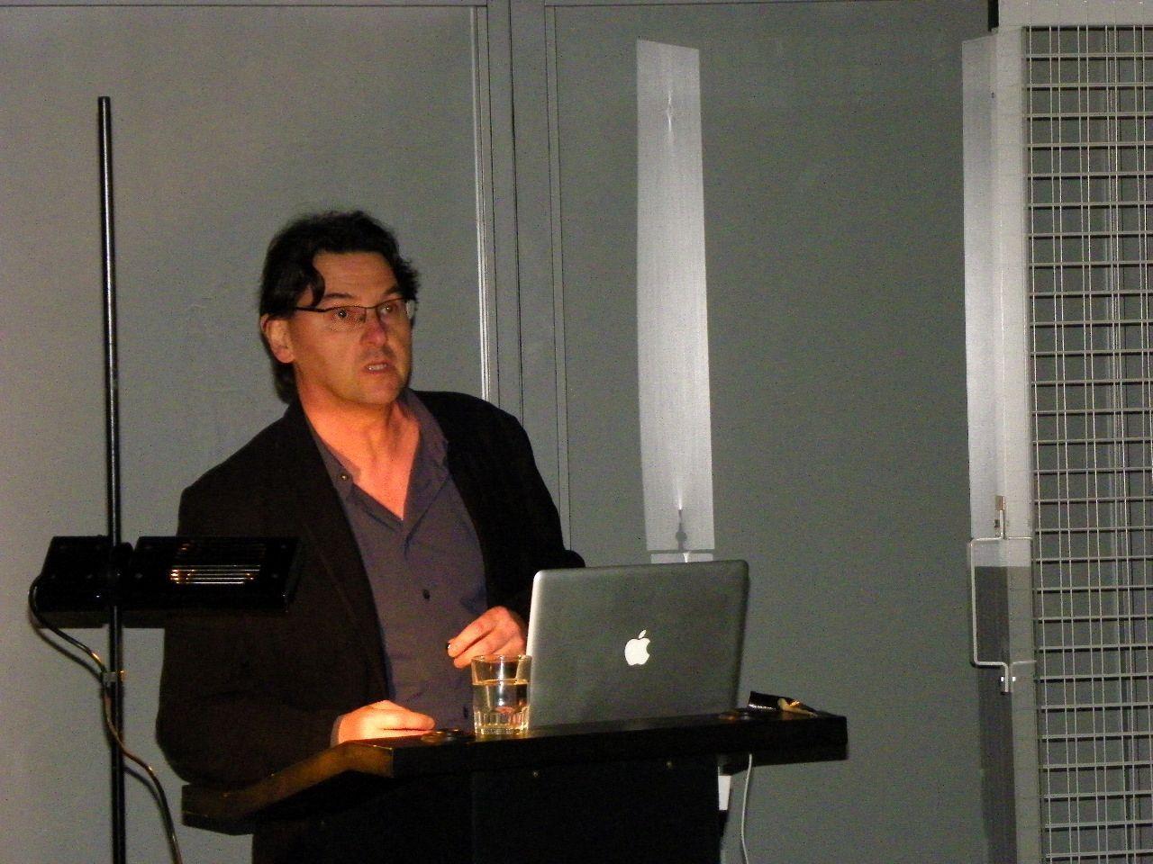 Referent Dr. Markus Barnay