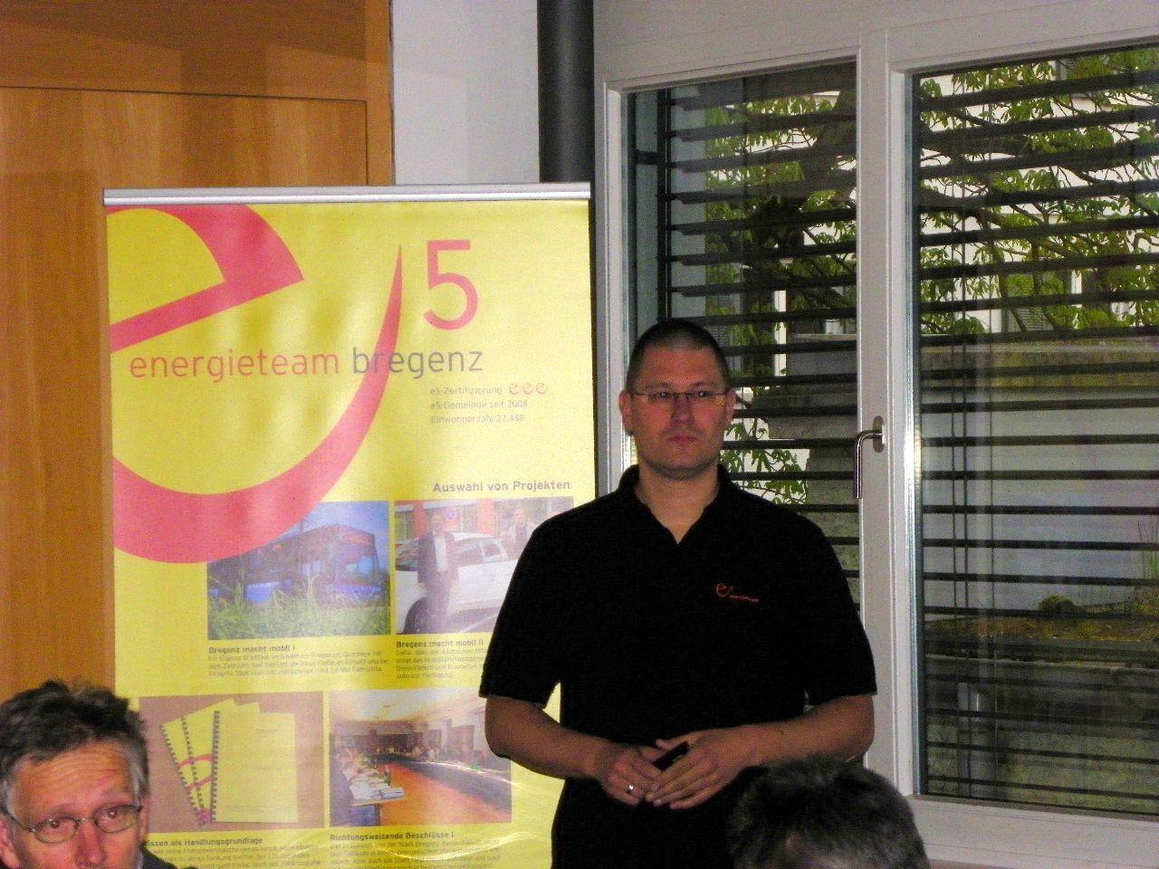 Fotovoltaikanlagen sind ein Anliegen des Team e5