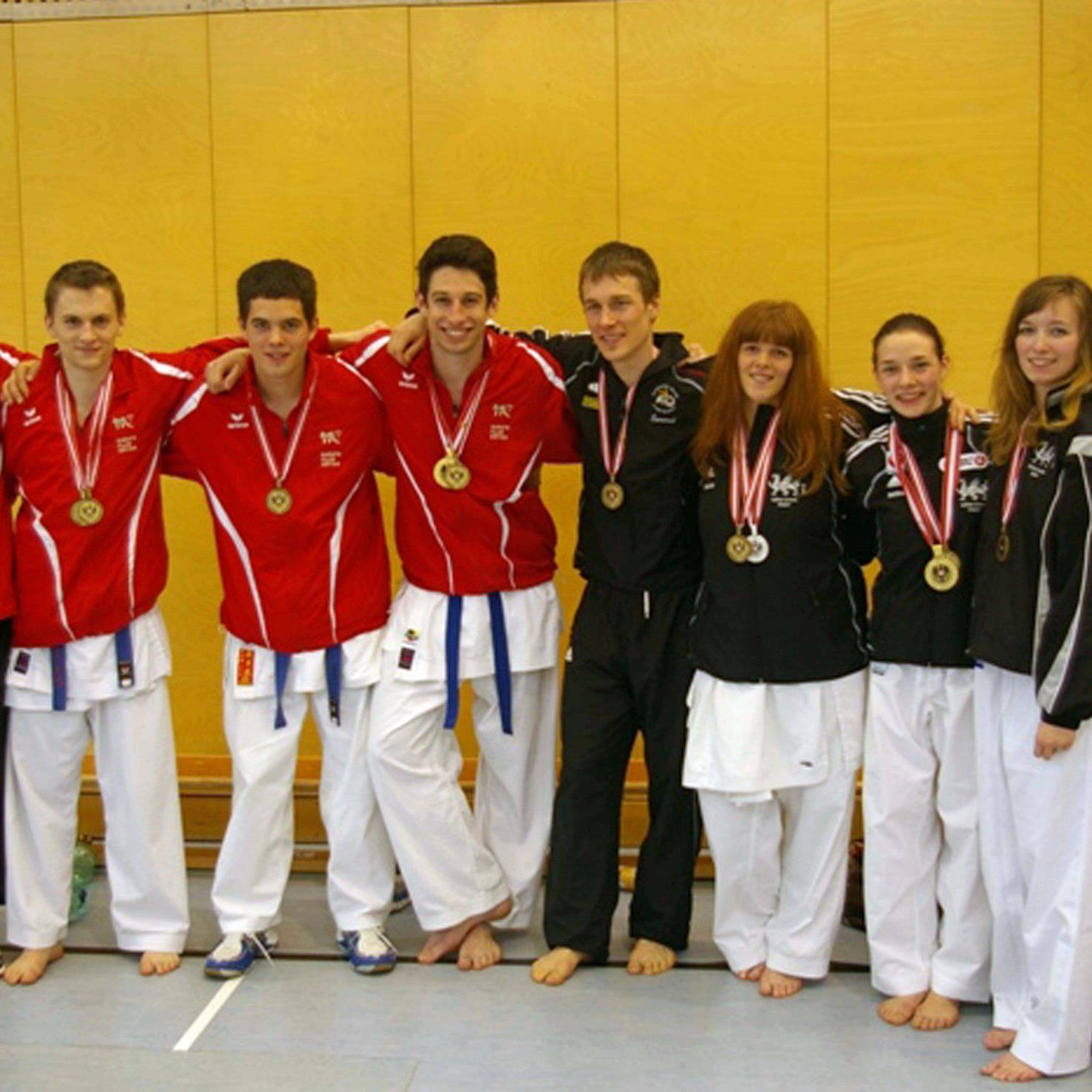 Alle Vorarlberger Medaillengewinner auf einen Blick.