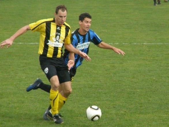 FCK-Angreifer Patrick Dorner erzielte das 2:2.