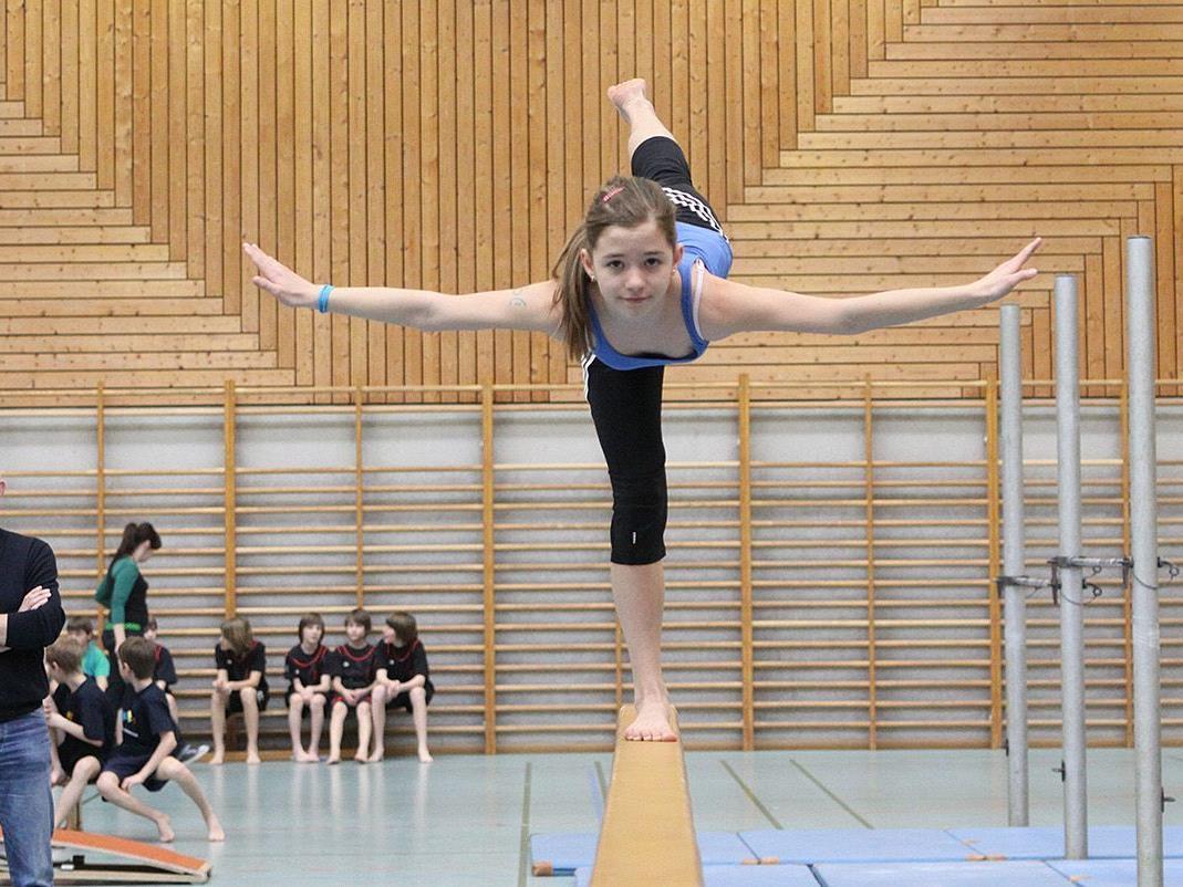 Fast 500 Aktive sind beim Landesfinale der Turn 10 in Dornbirn mit von der Partie.