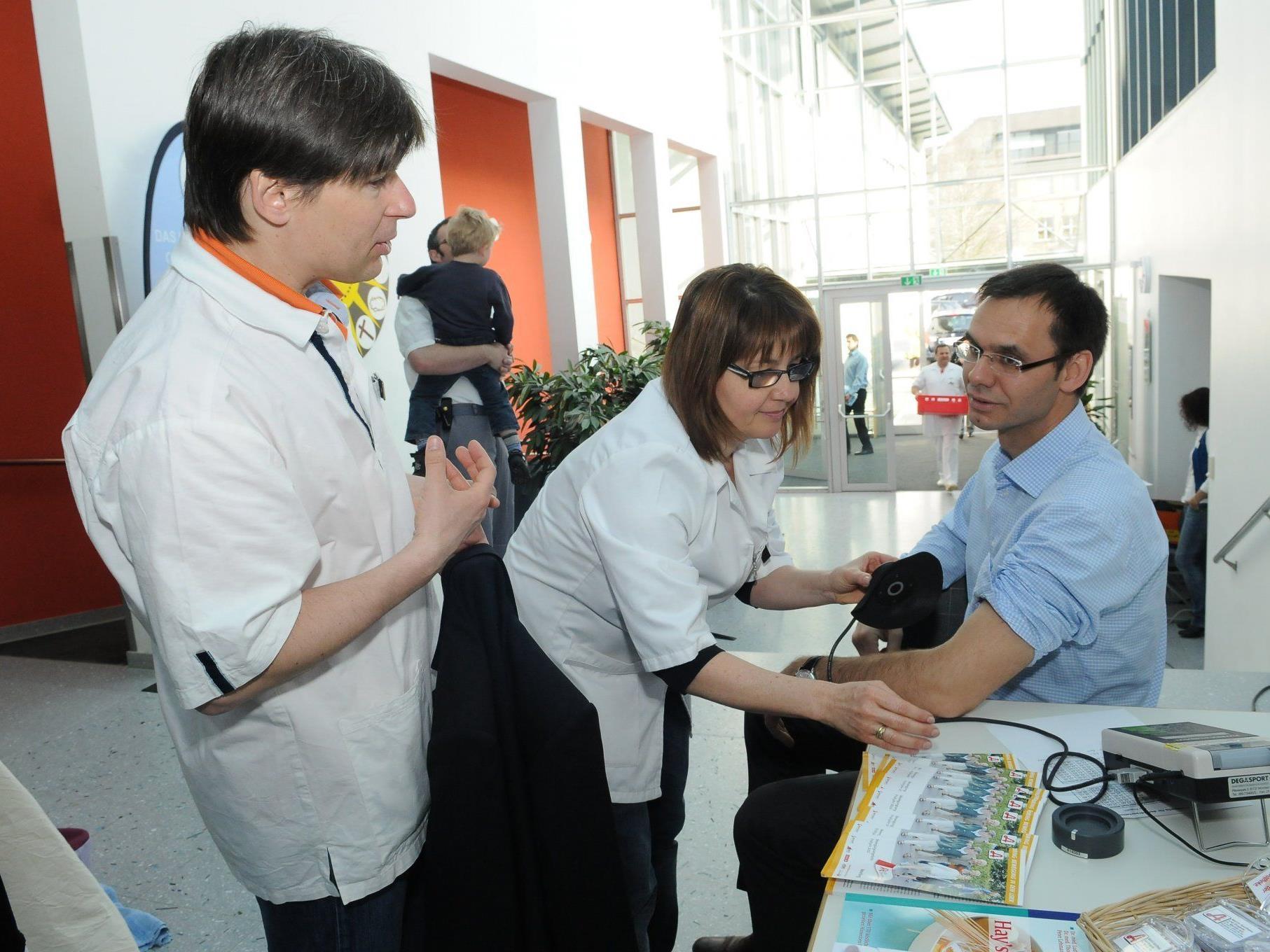Der letzte Gesundheitstag 2010 - Mag. Markus Wallner