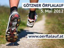 5. Mai 2012 - Götzner Örflalauf