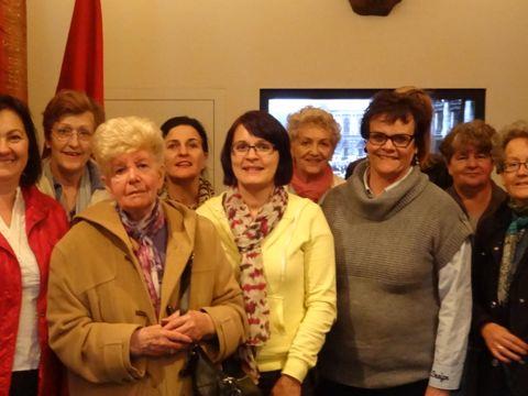 Wienreise der SPÖ-Frauen