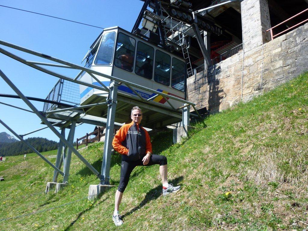 Schröder Ralf ist der Hauptorganisator des Osterlaufes