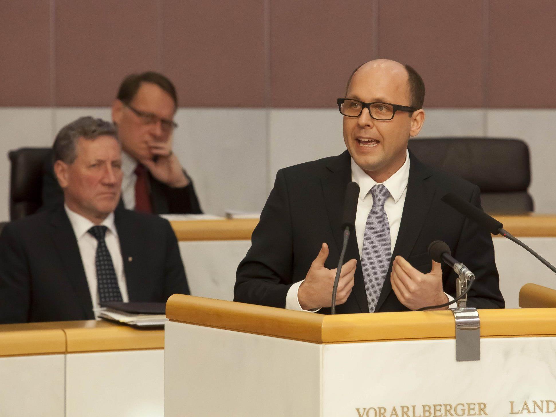 """Ritsch: """"Hürden für Volksabstimmung senken."""""""
