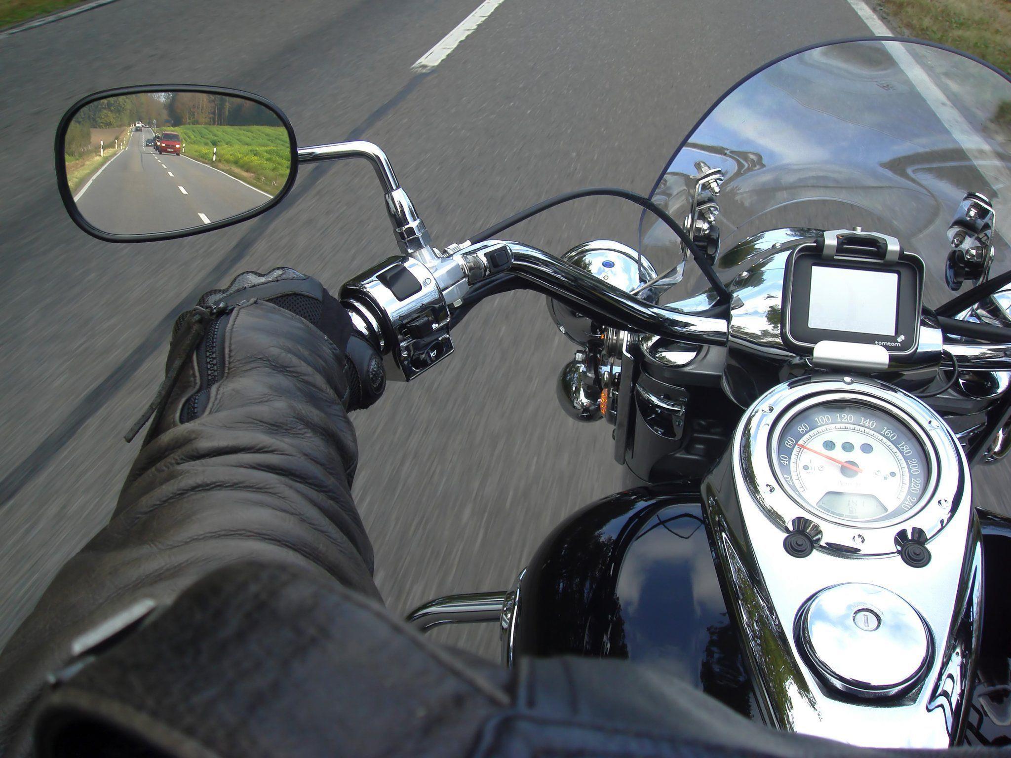 Besonderen Schutz für Biker verspricht die Aktion Safebike der Stadt