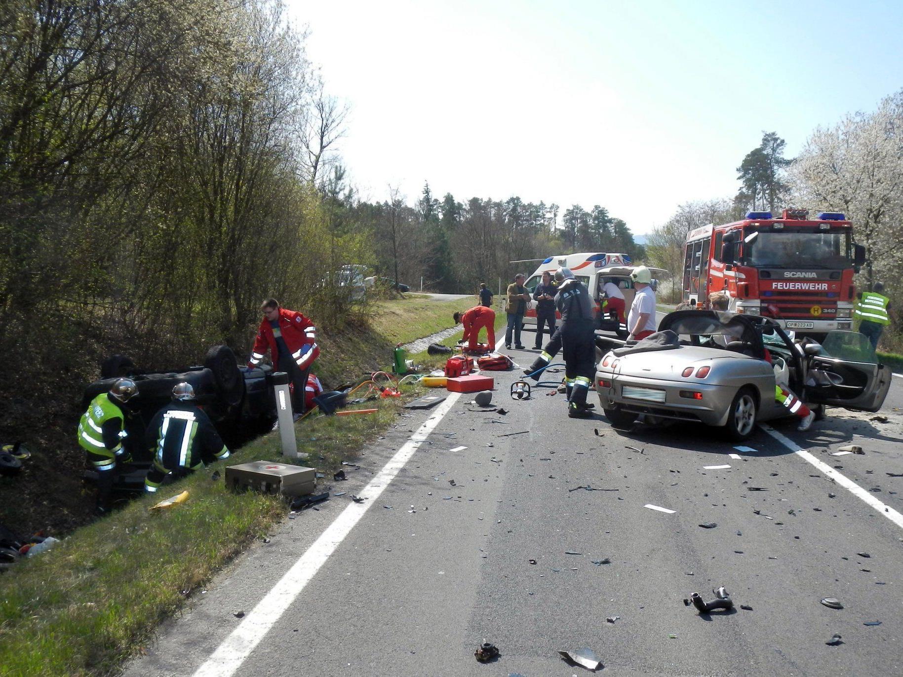 Der Unfall bei Weppersdorf