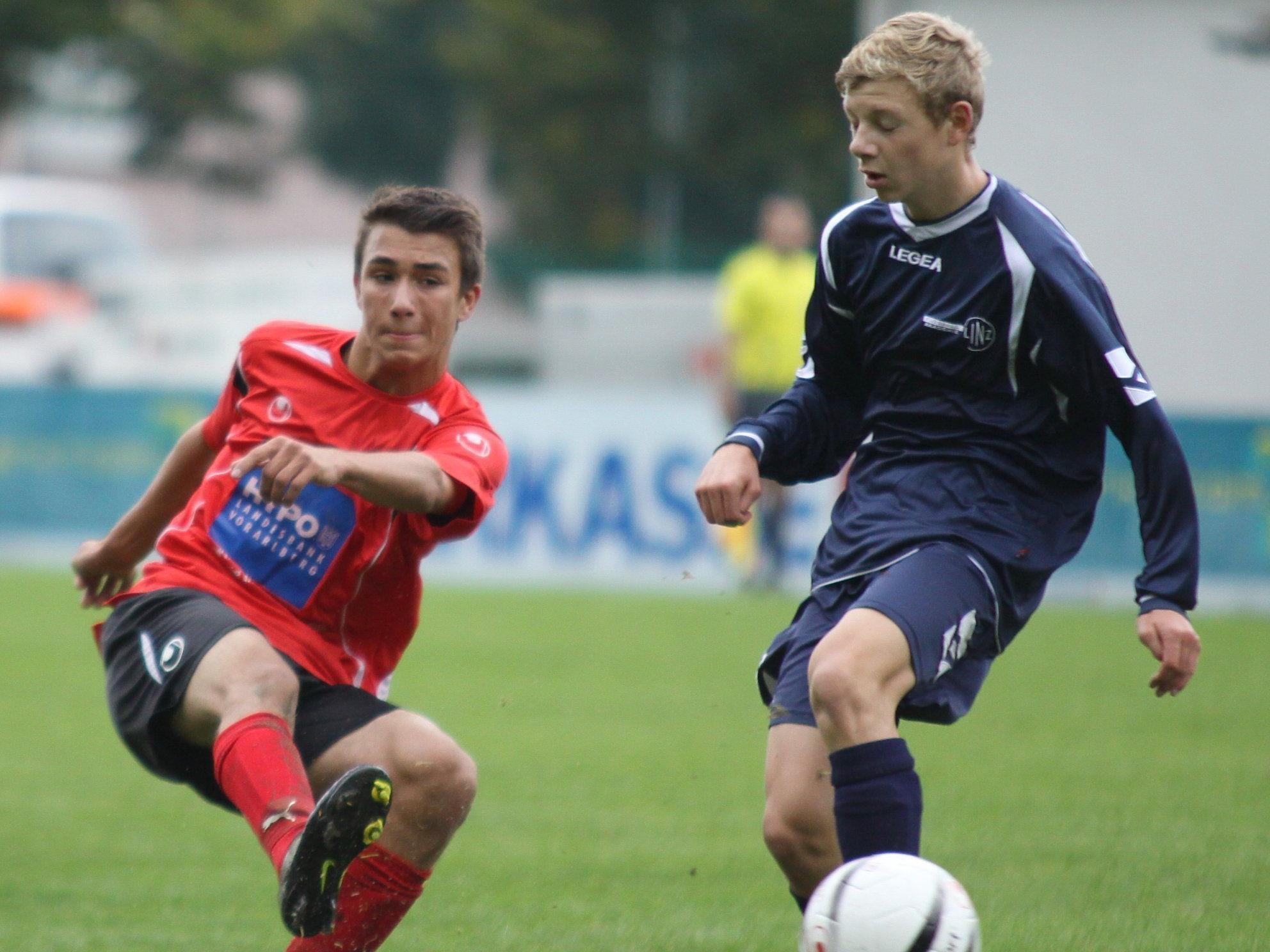 Keine Punkte holte die AKA Vorarlberg in den Heimspielen gegen St. Pölten.
