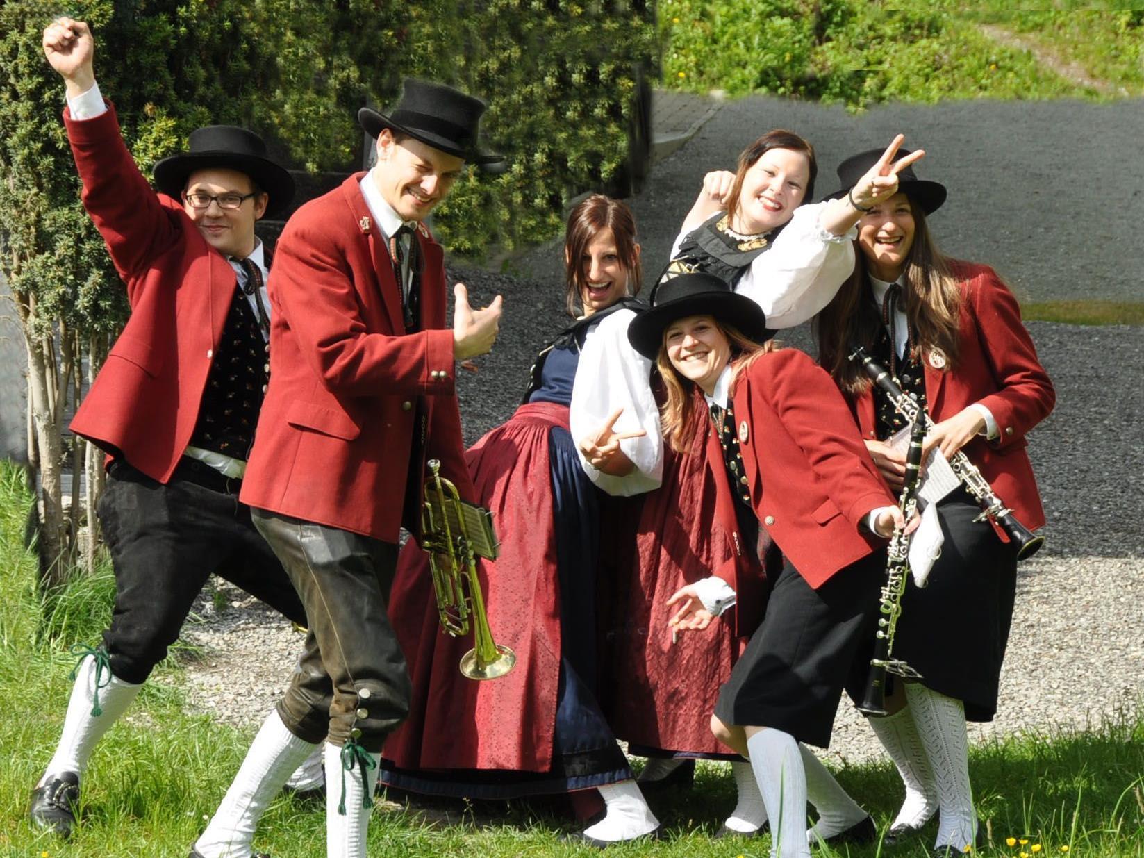 Der Musikverein lädt zum Frühjahrskonzert