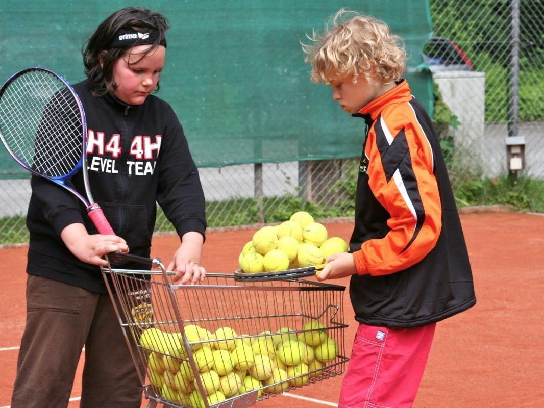 """""""Im Schüler- und Jugendalter ist der Sport auch so etwas wie Lebensschule"""", ist Obmann Pepi Entner überzeugt."""