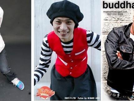 Popping Mike (CH), Aga (Taiwan) und Buddha Stretch (USA) sind die Highlights für 2012