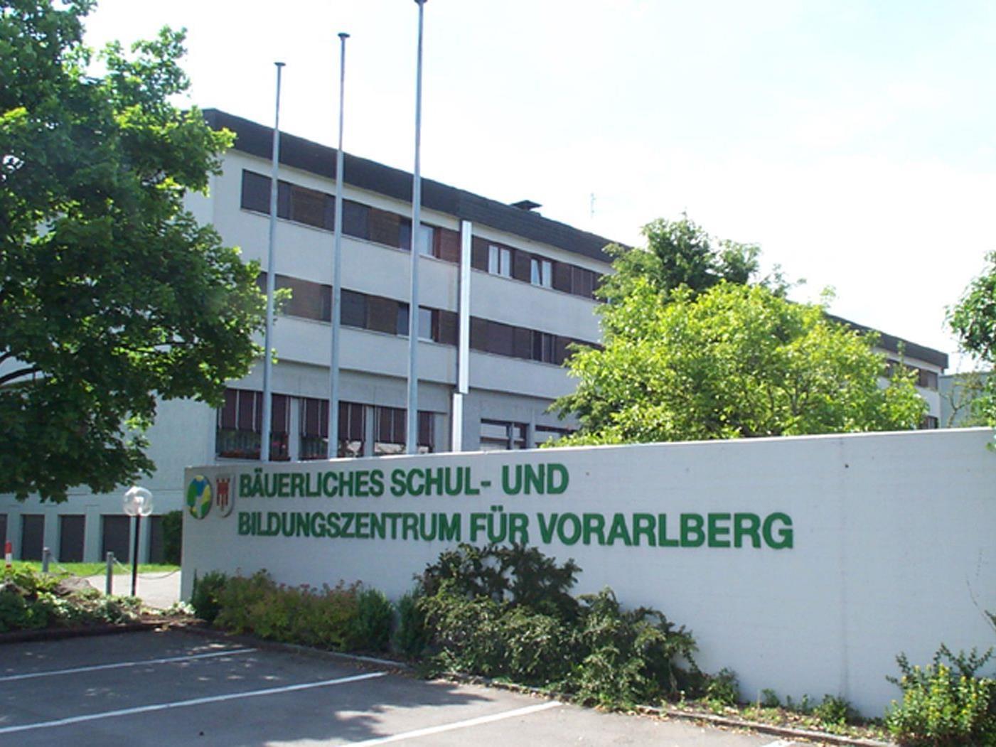 Das Bäuerliche Schul- und Bildungszentrum informiert über sein Bildungsangebot.
