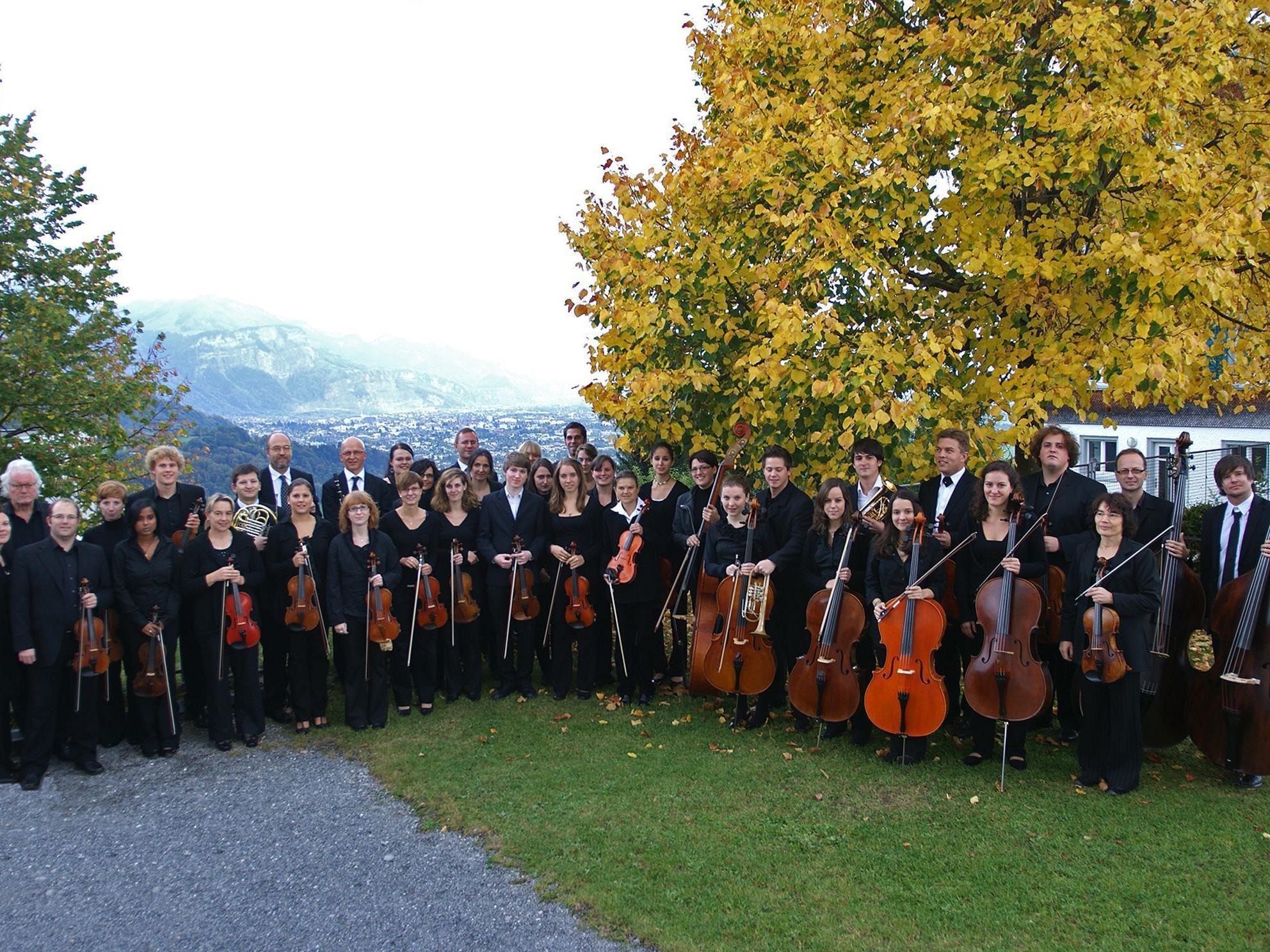 Das Collegium Instrumentale konzertiert am 22. 4. in der Pfarrkirche St. Sebastian.
