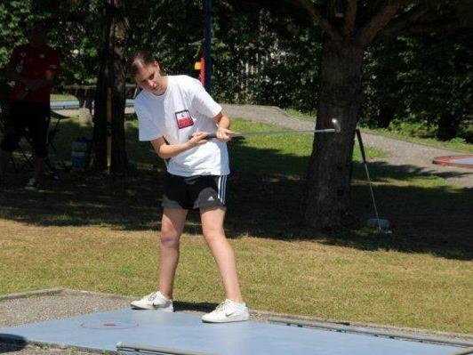Jehle Lara - Landesmeisterin bei der weibl. Jugend 2011