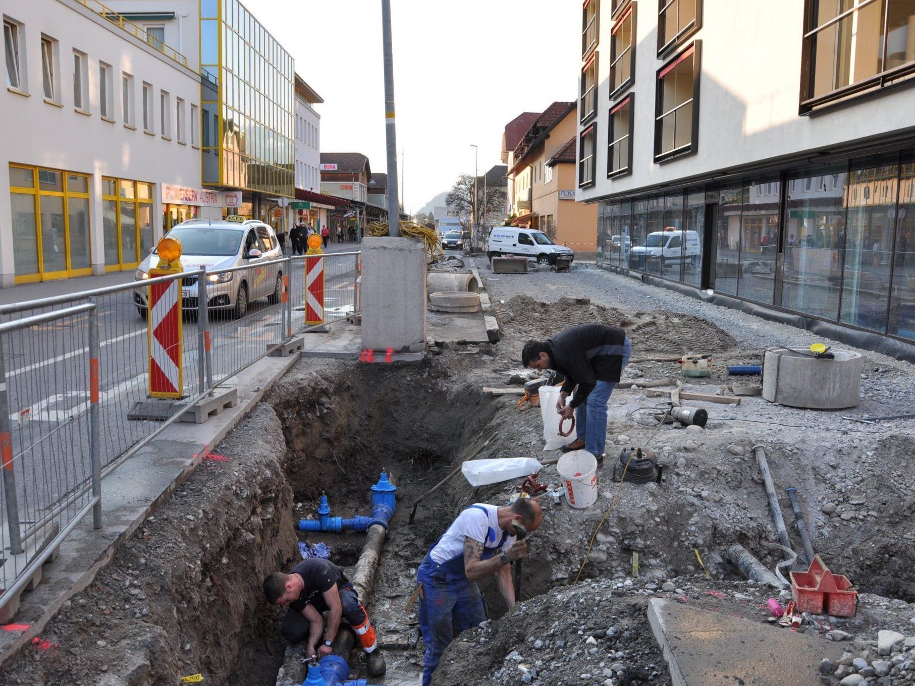 Sanierung AK/Bahnhofsplatz