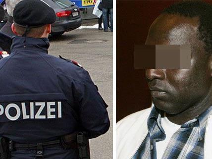 Bakary J. wurde von WEGA-Beamten gefoltert - diese kamen zunächst glimpflich davon