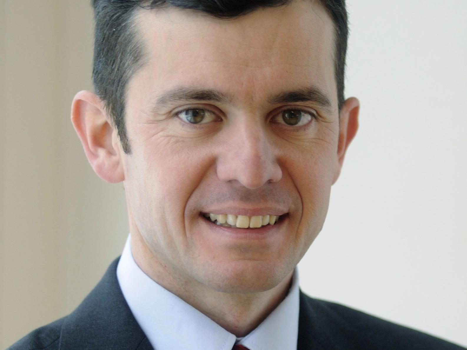 Bürgermeister Ing. Martin Summer