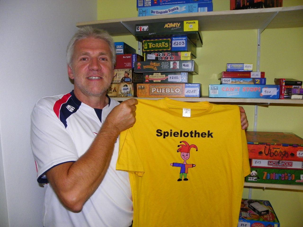 Heinz Rhomberg vom Stadtteilbüro
