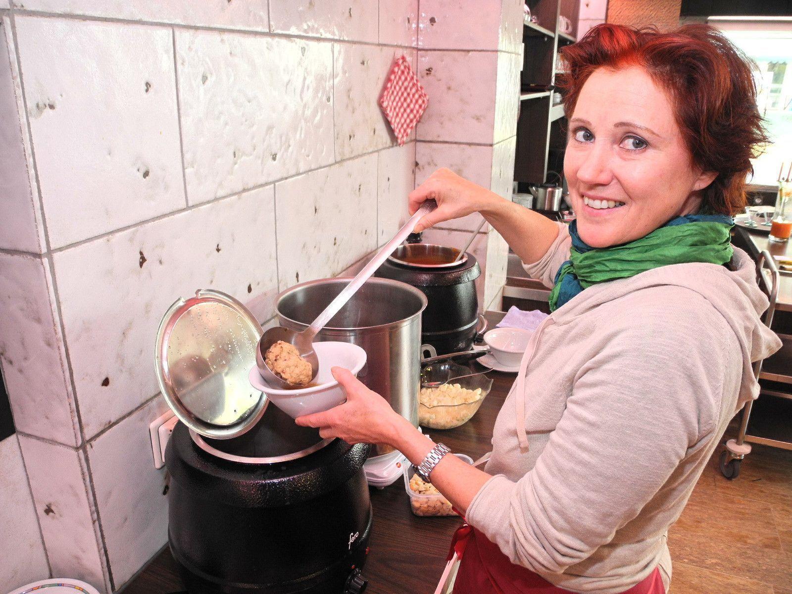 Suppenküche in Schaan