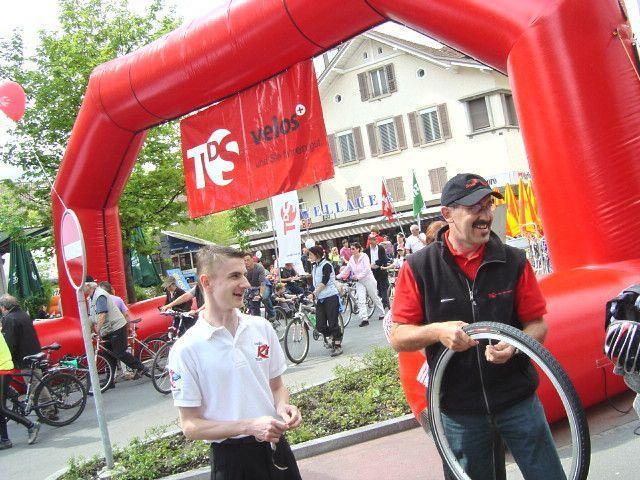 Am Sonntag, 6. Mai um 10 Uhr startet in Buchs am Festplatz beim Werdenberger Seelein der 7. slowUp in der Region Werdenberg-Liechtenstein.