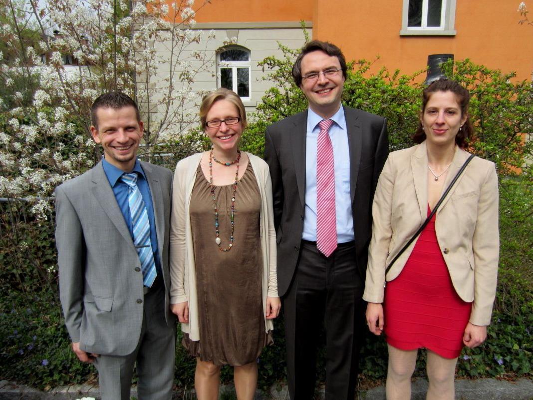 Regine Bruggmüller und Markus Riese haben geheiratet.