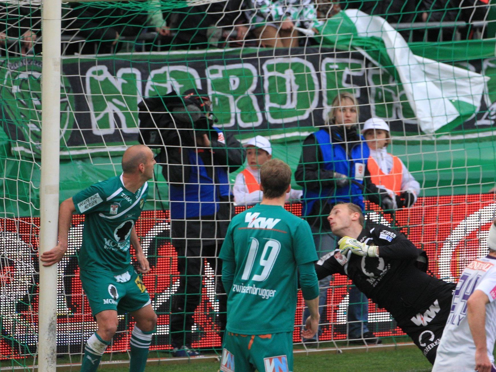 In einem spannenden Cupfight zog Lustenau knapp den Kürzeren.