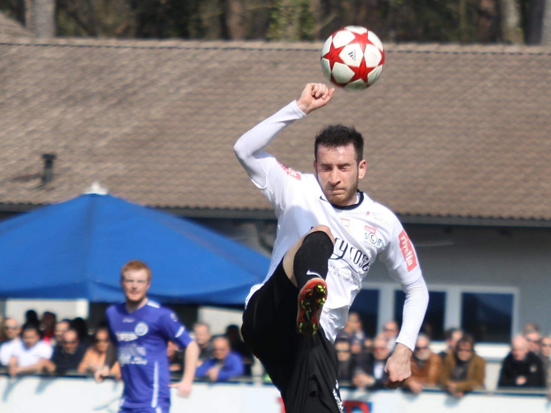 Semih Yasar spielt ab Sommer für FC Mohren Dornbirn.