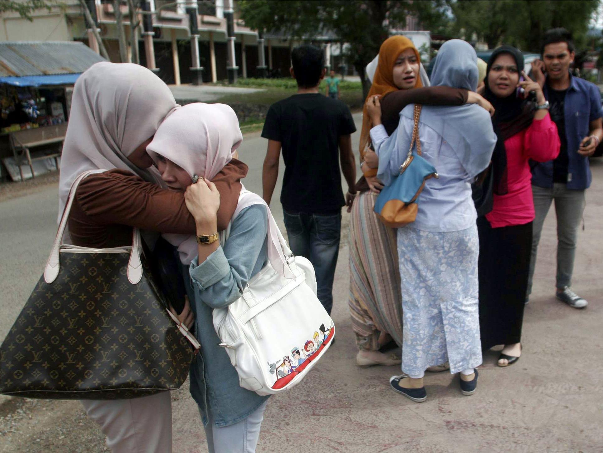 """Caritas-Mitarbeiter in Banda Aceh: """"Die Menschen flüchteten in Panik so weit weg wie möglich"""""""