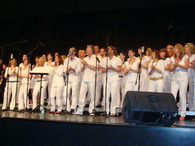 SingRing & the Gospeltrain sorgten für einen musikalischen Leckerbissen