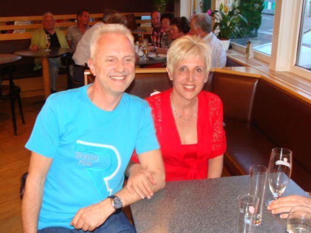Gäste genossen den tollen Oldie-Abend in der Braike