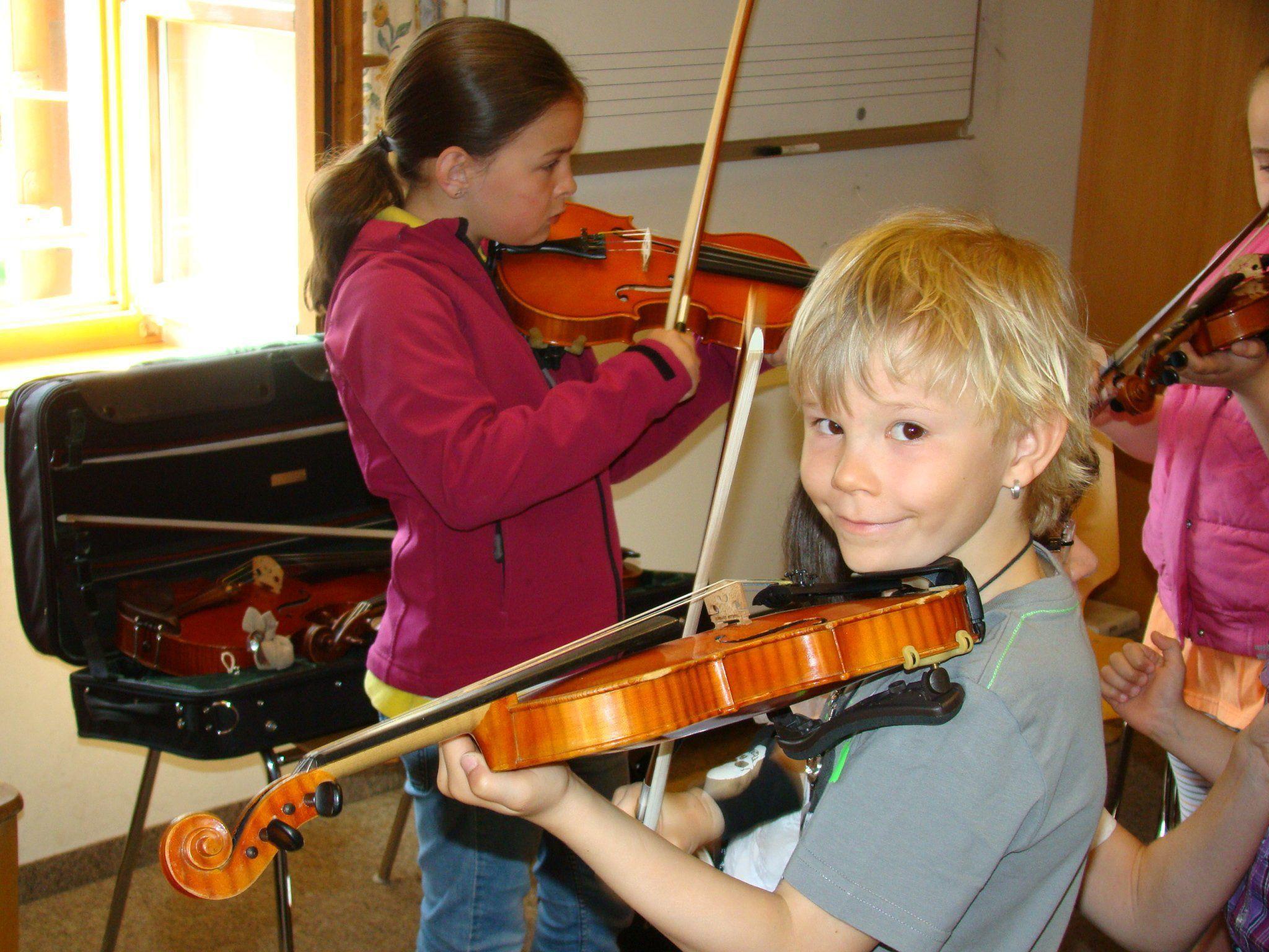 In der kommenden Woche stellt sich die Musikschule Montafon mit vielen Aktionen vor.