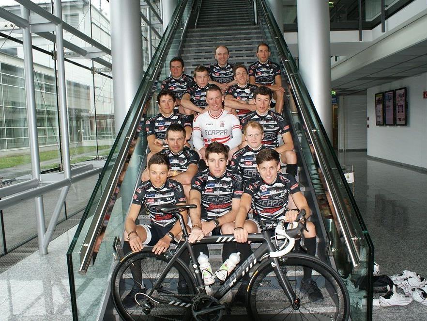 Team Vorarlberg ist in Deutschland und Frankreich unterwegs.