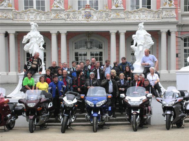 Im Dornbirner Motorradsportverein schätzt man den Genuß und das Reisen