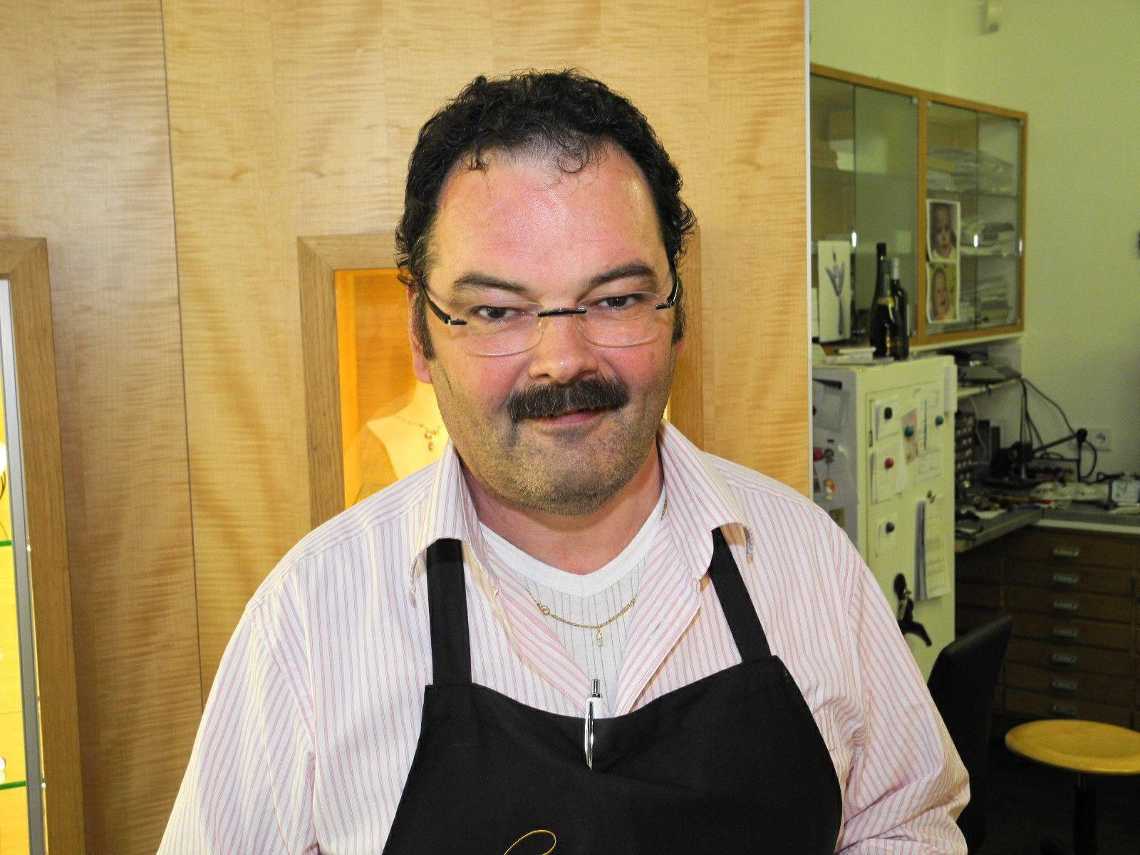 Manfred Himmer, Ortsvorsteher von Tosters