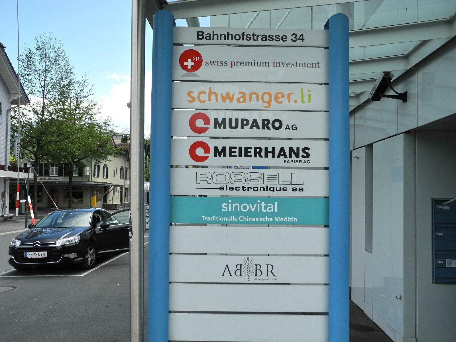 """In der Bahnhofstraße 34 zieht am Mittwoch, 2. Mai die Frauenberatungsstelle """"schwanger.li"""" ein"""