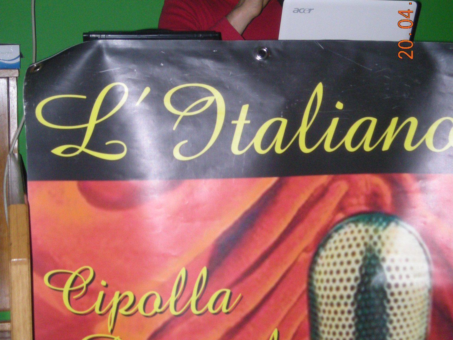 """""""Cipolla"""" live im  Katzawinkl"""