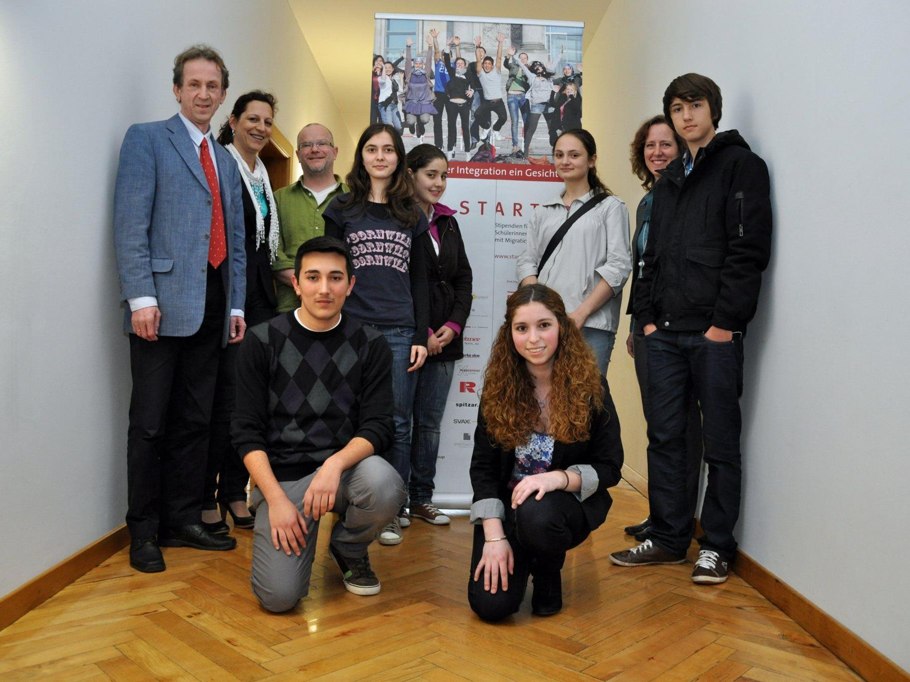 Die Stadt Dornbirn lud zur Informationsveranstaltung über das START-Stipendium.